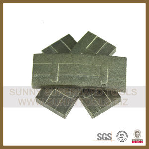 Diamond Marble Segment for Base Blade (SY-DS-475) pictures & photos
