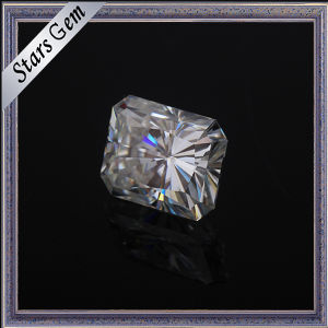 Excellent Rectangle Princess Cut Vvs Clarity Moissanite for Fashion Jewelry pictures & photos