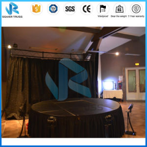 Aluminum Frame Plywood Arena Deck Portable Mobile Stage pictures & photos