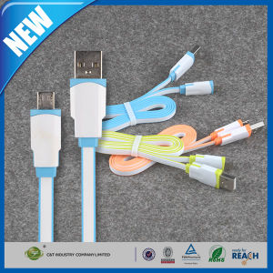 Micro USB Data Sync Cable Charging Cord for Samsung pictures & photos
