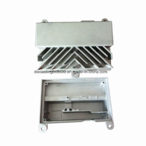Auto Cooling Fin Die Casting Parts