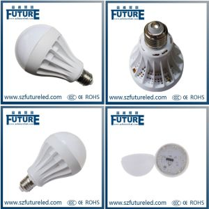 2015 Cheapest 3W-12W LED Plastic Bulb Light Housing pictures & photos