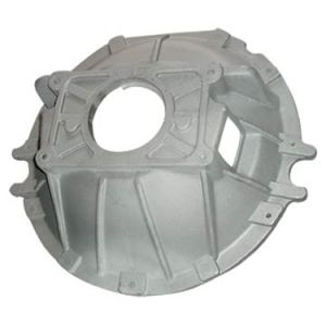Customized Aluminum / Zinc Die Casting Auto Parts with Sand Blast pictures & photos
