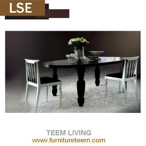 Modern Dining Room Furniture Dining Wood Round Table and Chair pictures & photos