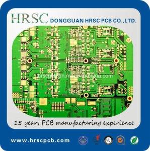 Mobile Phone LCD HDI 4 Layers PCB & PCBA Manufacturer pictures & photos