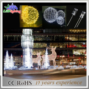 Outdoor Holiday Colorful 3D Christmas Ball LED Decoration Light pictures & photos