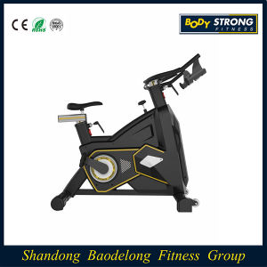 2016 New Design Commercial Spinning Bike Fb-5817 with 22kgs Flywheel & SPD Pedal pictures & photos
