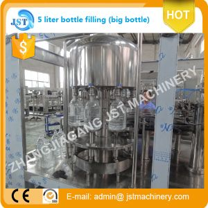 4 in 1 Automatic 5 Liter Pure Water Bottling Filling Machine pictures & photos