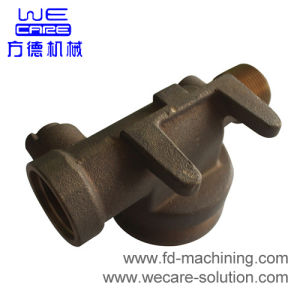 Customized Brass Casting for Auto Parts Machining Parts