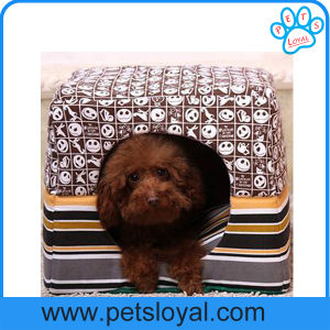 Manufacturer Pet Accessories Dog Puppy House Bed pictures & photos