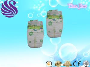 Instant-Absorbent Super Star Baby Diaper pictures & photos