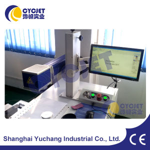 Cycjet Fiber Laser Printing Machine for Metal pictures & photos