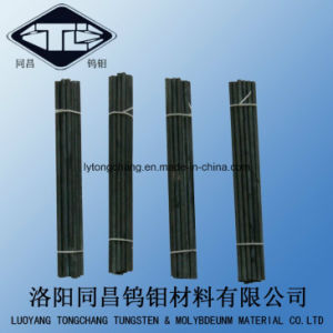 Top Selling 99.95% Mo-1 Black Pure Molybdenum Rod/Bar Dia7*L pictures & photos