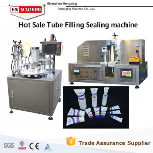 Ultrasonic Plastic Tube Sealing Machine /Tube Sealing Machinery