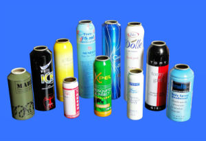 Aluminum Aerosol Cans Line pictures & photos