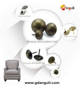 Decorative Metal Sofa Nail pictures & photos