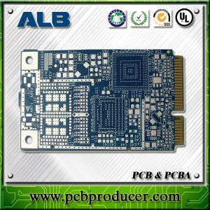 Immersion AG Rigid Double Side Printed Circuit Board