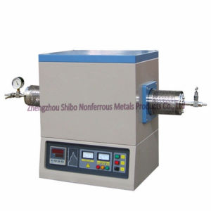 CD-1400g Vacuum Tube Furnace, High Temperature Muffle Furnace pictures & photos