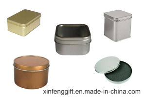 Tin Tea Box Wholesale with Competitive Price pictures & photos