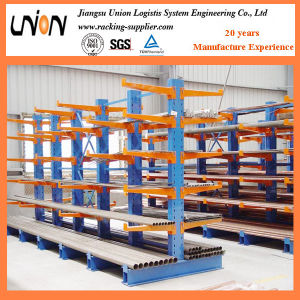 Warehouse Heavy Duty Single Side Cantilever Rack pictures & photos