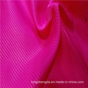 75D Water Resistant & Anti-Static Outdoor Woven Jacquard 100% Polyester Fabric (E054) pictures & photos