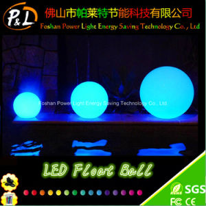Outdoor Floating Waterproof Rechargeable LED Sphere Lights pictures & photos