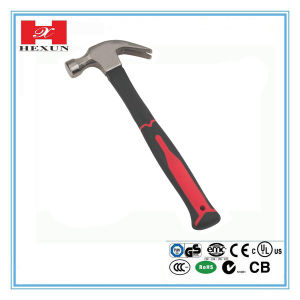 Fibre Glass Handle High Carbon Steel Forged Steel Hammer pictures & photos