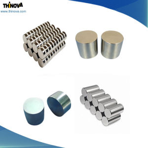 Manufacture Magnet /Sintered N42 NdFeB Permanent Magnet pictures & photos