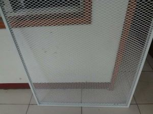 Expanded Mesh Window Protection Fence pictures & photos