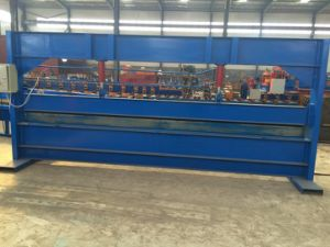 Dx 4 Mts Metal Sheet Hydraulic Bender Machine pictures & photos
