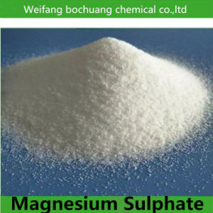 Manufacturer Supply Feed/Food Additive Magnesium Sulphate pictures & photos