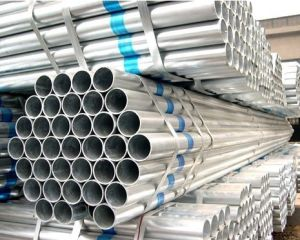 ASTM A53 Steel Pipe Thick Zinc Coating Gi Pipe Steel Pipe for Greenhouse pictures & photos
