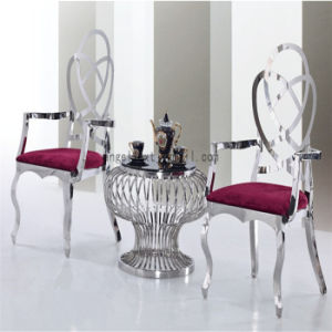 Special Design Living Room 304 Stainless Steel Tea Table Stainless Steel Product pictures & photos