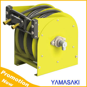 Moving Vehicle Hydraulic Double Hose Reel pictures & photos