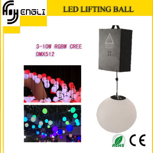 Professional DMX LED Ball for Stage DJ Effect Light (HL-054) pictures & photos