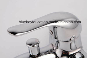 Single Lever Lavatory Brass Bath Shower Faucet with Ce Approval pictures & photos