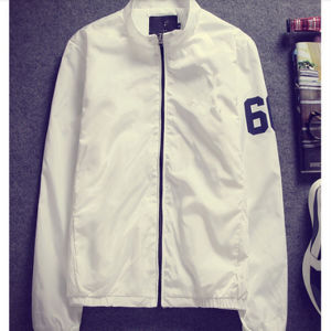 Blank Custom Baseball Jacket pictures & photos