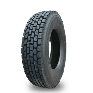 Block Pattern Truck Tire 12r22.5 for South America Market (DR814) pictures & photos