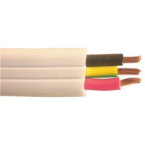 Flat TPS 3c Electric Cables for PVC Insulated and Sheath Wire to Australia Standard AS/NZS 5000.2 pictures & photos