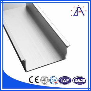 6063-T5 Extruded Aluminum Channel From Chinese Top 10 Supplier pictures & photos