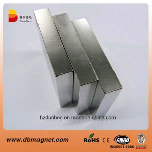 N50 Permanent Block Neodymium Magnet with RoHS Certification pictures & photos