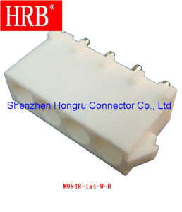 Single Row Te Electronic Wire to Board Connector pictures & photos
