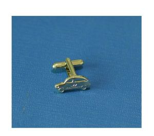 Plating Cufflinks, Steering Wheel Shape Cufflinks (GZHY-XK-011) pictures & photos