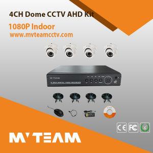 CCTV Video Surveillance Hot Sale 1.3MP DVR 4CH CCTV Camera pictures & photos