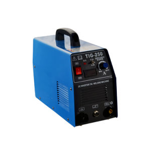 250A Double Function IGBT Inverter TIG Welder