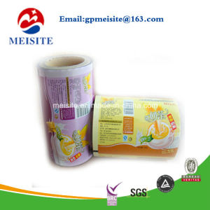 Automatic Milk Powder Packaging Film in Roll pictures & photos