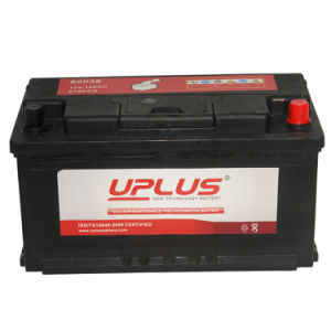 60038 High Capacity 12V 98ah Mf Storage Automotive Battery pictures & photos