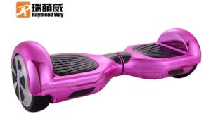 Two Wheel Balance Electric Scooter Electric Skateboard Pink Color Ce UL2272