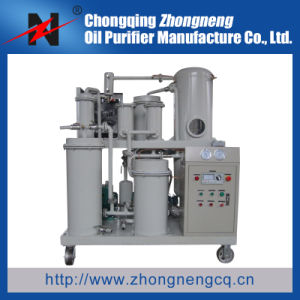 Engine Lubricating Oil Processing Machine/Waste Lubrication Oil Purifier pictures & photos