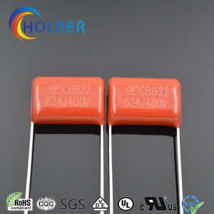 Metallized Ploypropylene Film Capacitor (CBB22 624J/400V) pictures & photos